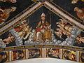 Pinzolo, San Vigilio, interior frescos 006.JPG