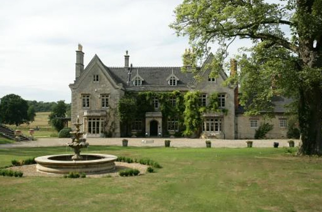 Pipewell Hall