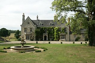 Pipewell Hall, Northamptonshire
