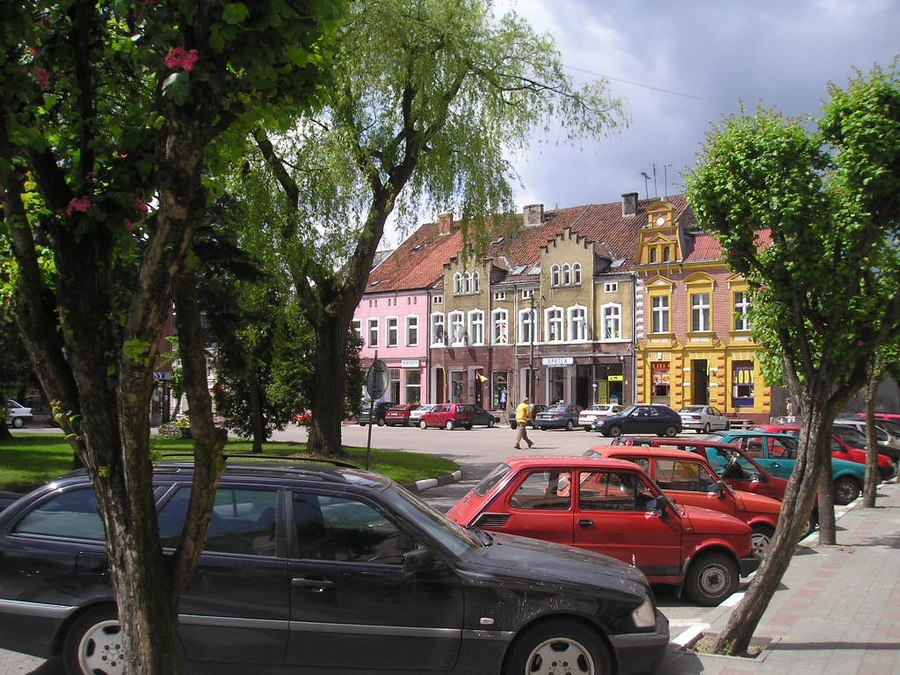 Gmina Lidzbark