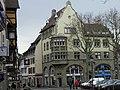 Place Jeanne-d'Arc, rue de la Grenouillère (Colmar).JPG
