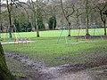 Playground at Chatterton - geograph.org.uk - 348383.jpg
