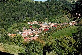 Poiana Mărului Commune in Brașov County, Romania