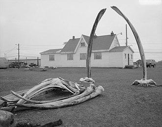 National Register of Historic Places listings in North Slope Borough, Alaska - Image: Point Barrow Refuge Station