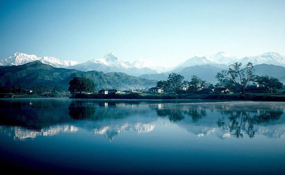 Pokhara - Howling Pixel