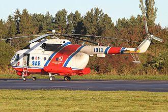Mil Mi-14 - Polish Navy Mi-14PS