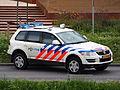 Politie VW met kenteken 22-ZN-NK in Hoofddorp, foto 3.JPG