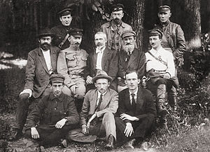 Polrewkom, początek sierpnia 1920