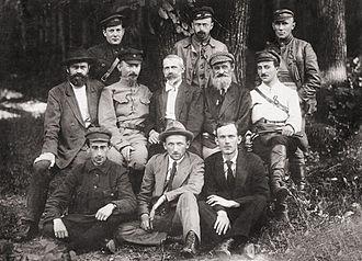 Provisional Polish Revolutionary Committee - Image: Polrewkom 1920