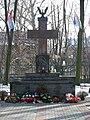 Pomnik poświęcony żołnierzom poległym w Katyniu - panoramio.jpg