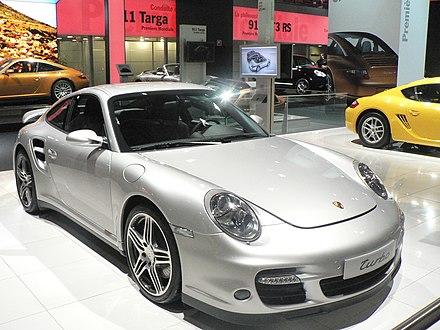 Porsche 997 - Wikiwand