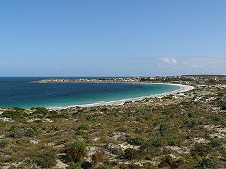 Port Neill, South Australia - Image: Port Neill wide view