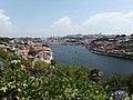 Porto, vista da Jardim do Palacio de Cristal.jpg