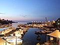 Porto turistico di Ognina Catania - Gommoni e Barche - Creative Commons by gnuckx - panoramio (67).jpg