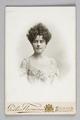 Porträtt. Ellen von Hallwyl - Hallwylska museet - 87325.tif