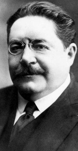Portrait Gaston Leroux