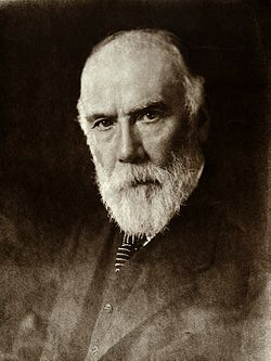 Portrait of sir james mackenzie (1853   1925) cardiologist wellcome v0026768