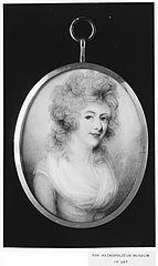 Portrait of a Woman, Said to Be Lady Sophia Boyle