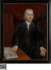 Portret van Franciscus Beyts