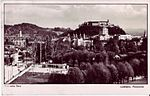 Postcard of Ljubljana view 1939.jpg