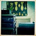 Poster and tech - Skyphone retreat @ Hotell Hildur, Everöd, Sweden, May 2010 (2010-05-17 by Mads Bødker).jpg
