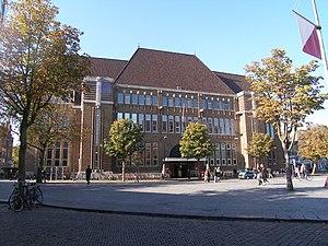 Koninklijke TNT Post - Image: Postkantoor Neude 1