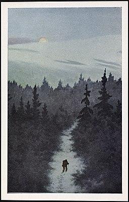 Postkort av Theodor Kittelsen (13625854864)