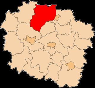 Świecie County County in Kuyavian-Pomeranian, Poland