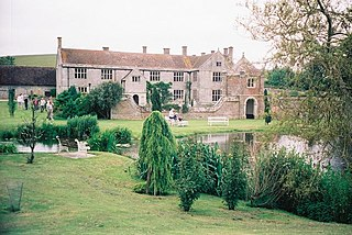 Poxwell village in United Kingdom