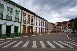São Luiz do Paraitinga - Praça Oswaldo Cruz