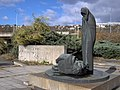 Prague most Barikadniku sculptures.jpg