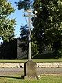 Praha, Hradčany, Loretánské náměstí, kříž 01.jpg