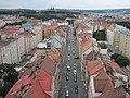 Praha, Oldřichova z Nuselského mostu - panoramio.jpg