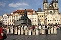 Praha, Staroměstské náměstí, demonstrace Rekonstrukce státu V.jpg