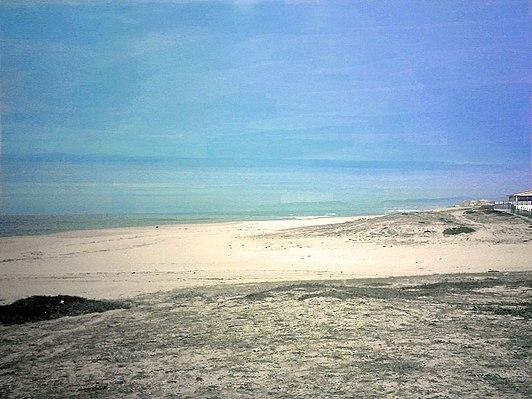 Santo André Beach