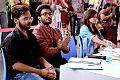 Prajyot Mahajan judging nashik Album fest.jpg