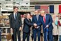 President Trump Visits the the Louis Vuitton Workshop - Rochambeau (48919119381).jpg