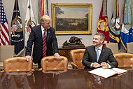 President Trump Welcomes the Prime Minister of the Slovak Republic to the White House (33889395928).jpg