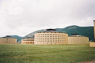 Presidio Modelo former Cuba jail