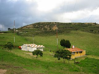 El Rosal, Cundinamarca Municipality and town in Cundinamarca, Colombia
