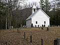 Primitive Baptist Church Cemetery - Cades Cove, Great Smoky Mountains National Park.jpg