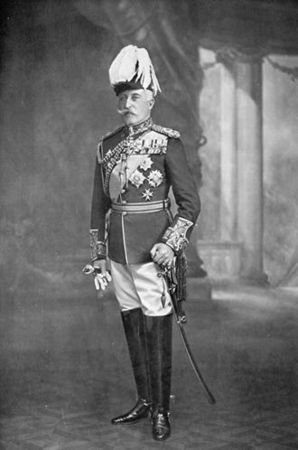 Prince Arthur, Duke of Connaught and Strathearn - Prince Arthur in 1915
