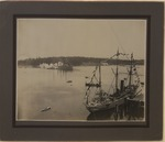 Prince Fushimi leaving Canada to embark on the HMS Monmouth (HS85-10-18533) original.tif