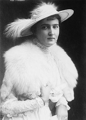 Princess Marie-Auguste of Anhalt - Image: Princess Joachim