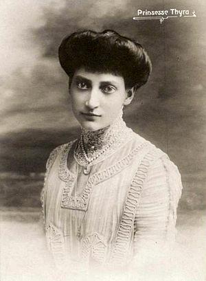 Princess Thyra of Denmark (1880–1945) - Image: Princess Thyra of Denmark (1880 1945)
