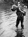 Private Allen at Yati River, 1943.jpg