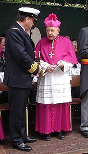 Nuncio Papal ambassador