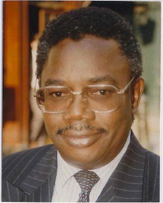 Minister of Finance (Tanzania) - Image: Prof. Kighoma Malima