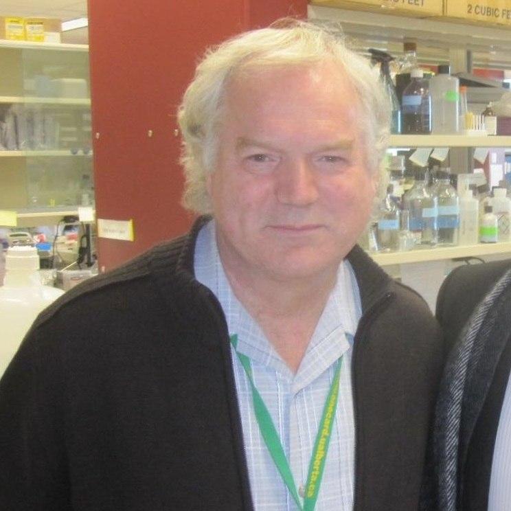 Prof Michael Houghton square