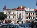 Przemyśl, domy, Rynek 5-7, widok od pd..JPG